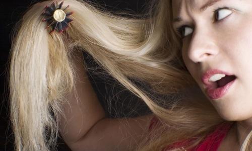 Шампунь для сухих и ломких волос