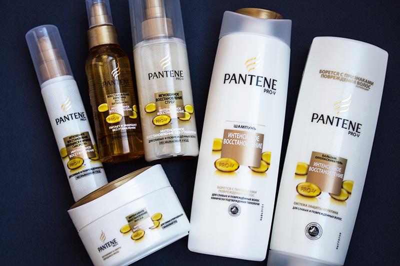 восстановление от Pantene Pro-V