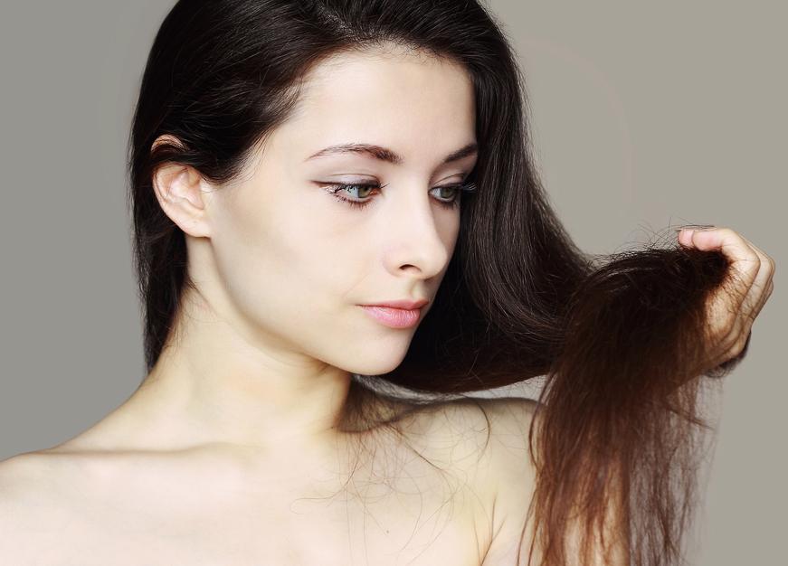 Сильно сухие волосы что делать