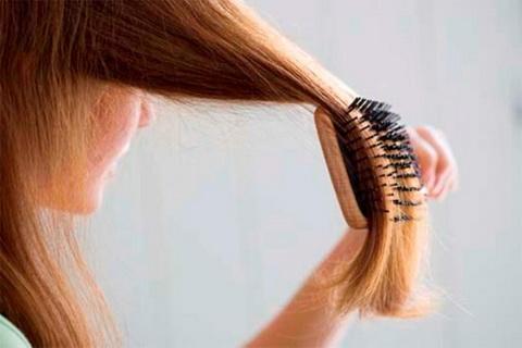 Продукты от выпадения волос на голове