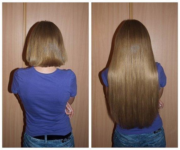 Как отрастить волосы после каре с удлинением