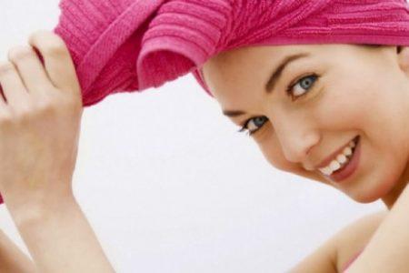 Маска для укрепления волос из кефира