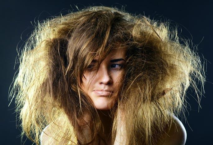 Маска для волос на основе дрожжей для роста